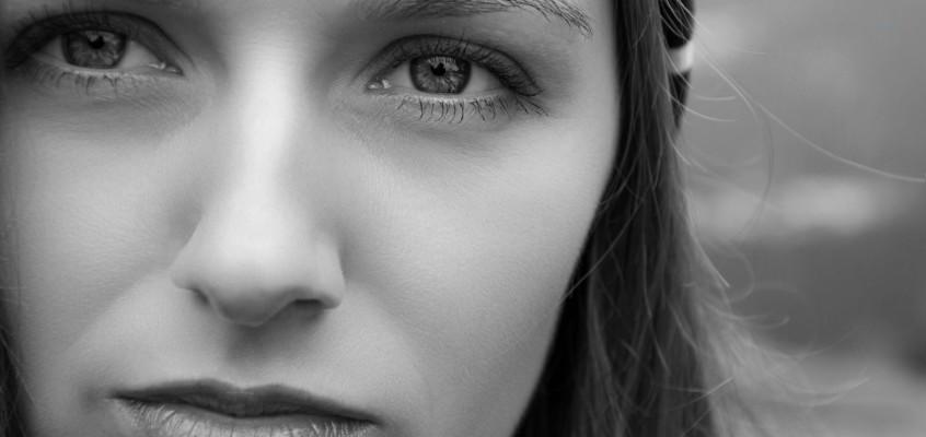 Fotografia z cyklu Sensual Portrait