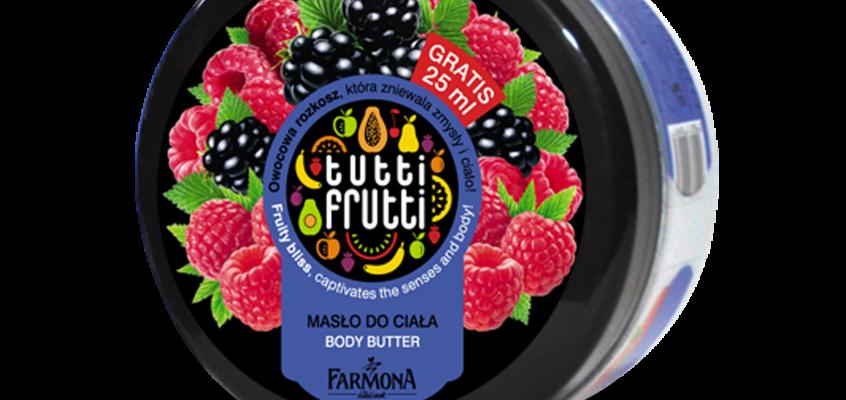 Z cyklu wspieramy polskie marki część 2 – owocowa rozkosz Tutti Frutti od Farmony
