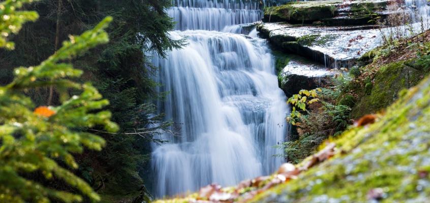 Uroki Szklarskiej Poręby i okolic (ostatnia część) – Wodospad Szklarki