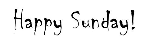 udanej niedzieli