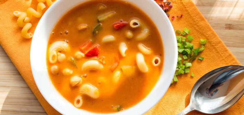 Zupa z cieciorki