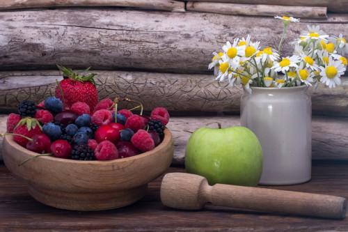 Sezonowe warzywa i owoce