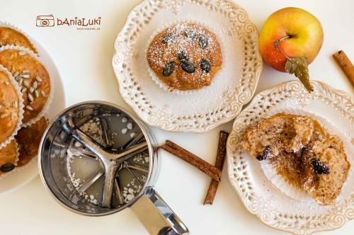 Babeczki jabłkowe z cynamonem (3)