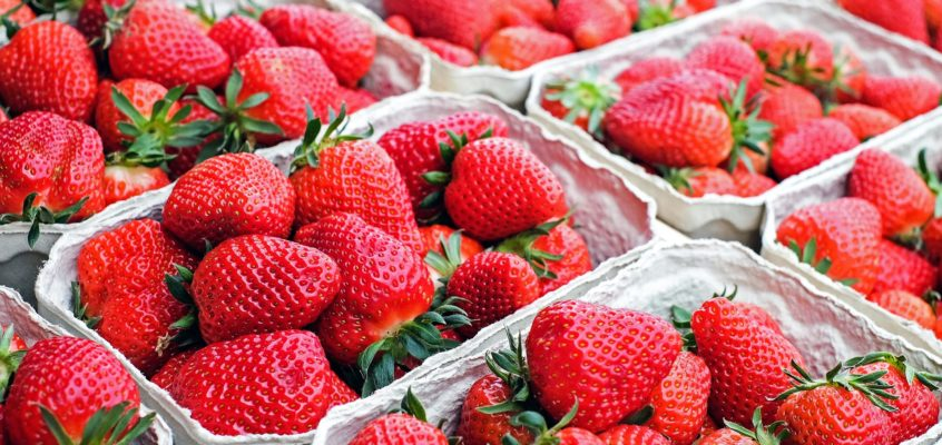 Sezonowe warzywa i owoce w maju