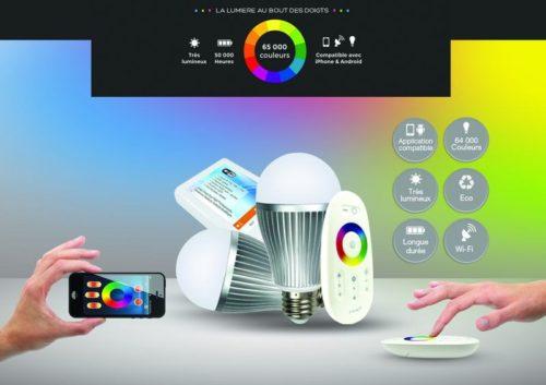 System oświetleniowy MILIGHT