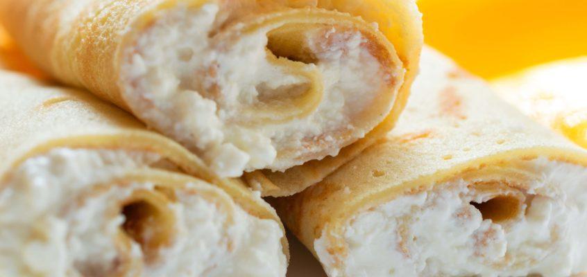 Naleśniki z serem