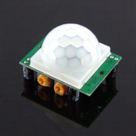 Podłączenia Sensora ruchu PIR HC – RC 501 do Raspberry pi w systemie Domoticz.