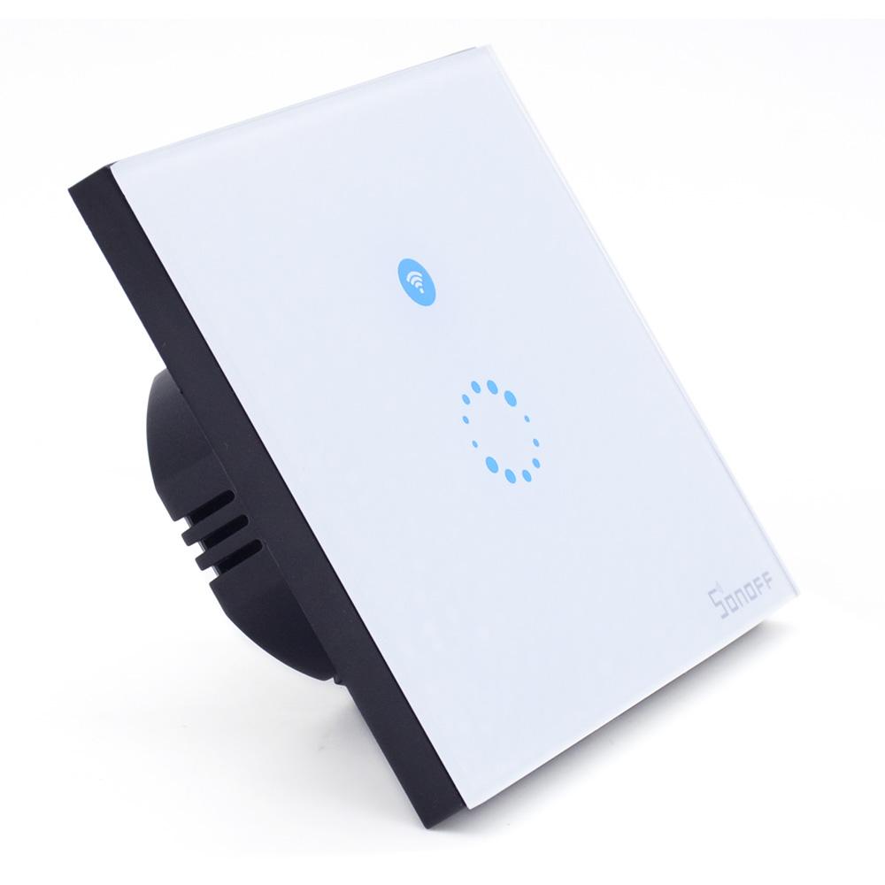 Sonoff Touch w systemie Domoticz - ESPEasy - bAniaLuki