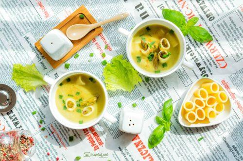 Zupa ze szparagów