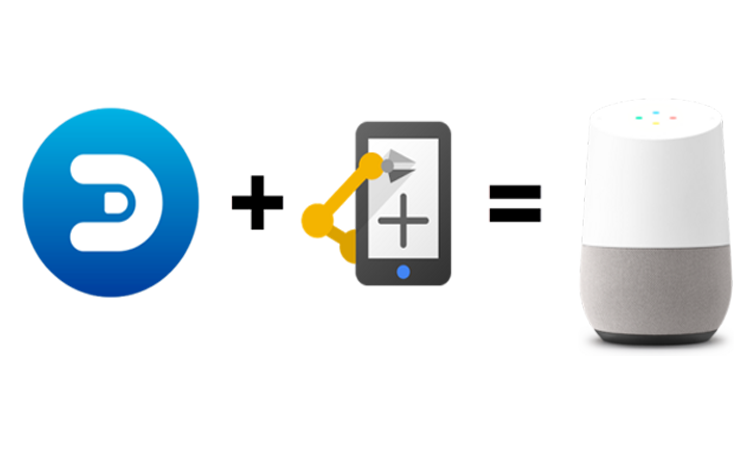 Google Home – Domoticz + Controlicz